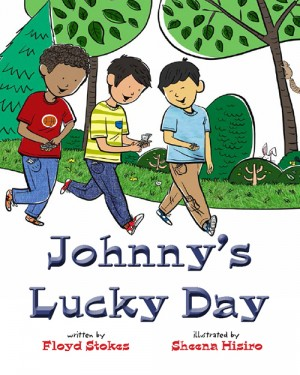 Johnny's Lucky Day book cover.